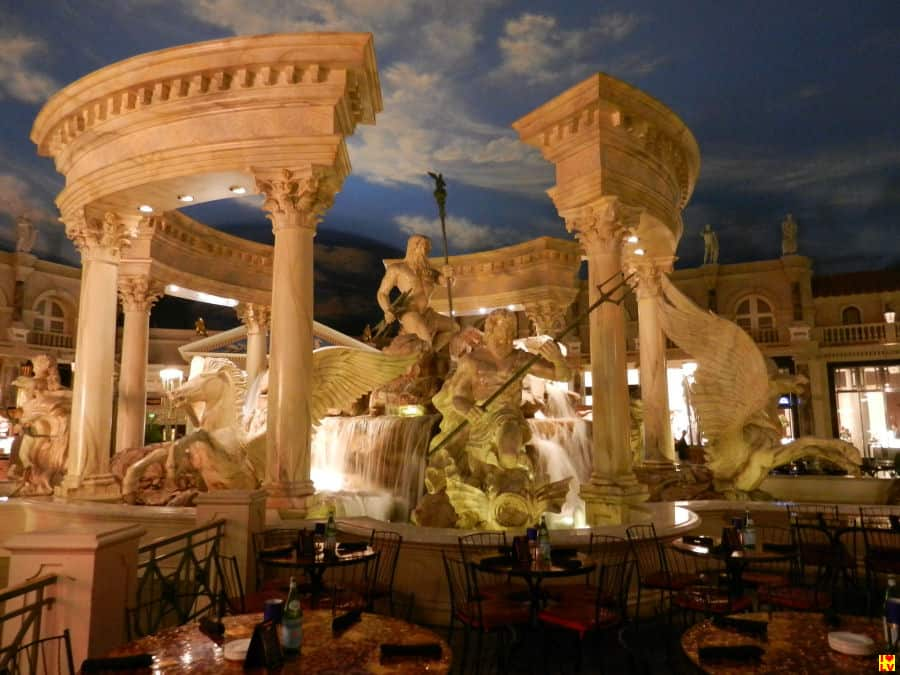 The Forum Shops Caesars Palace