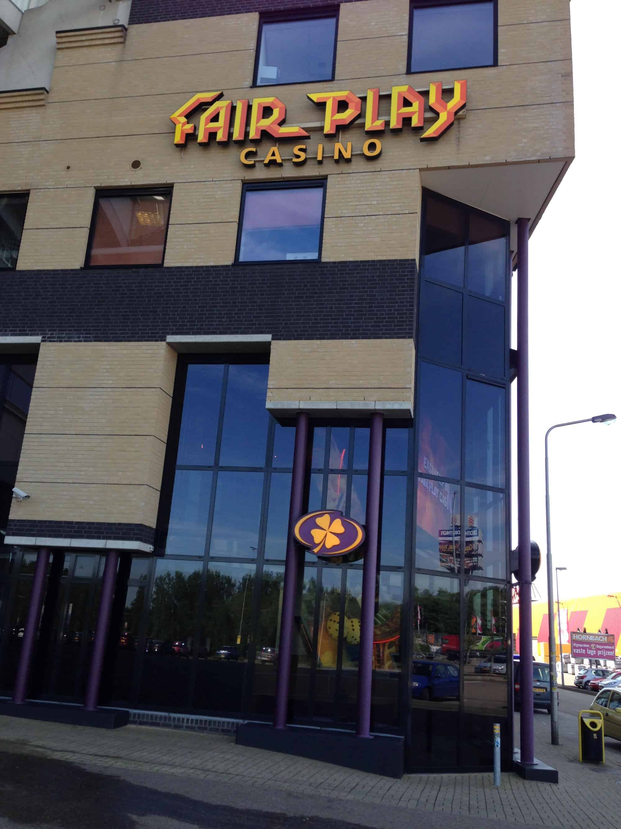 Fair Play Casino Kerkrade Stadion