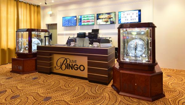 Live Bingo Desk Holland Casino Breda